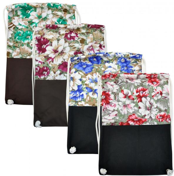 Rucksack Blumen Übersicht