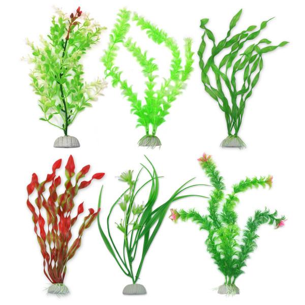 Künstliche Wasserpflanzen Koralle