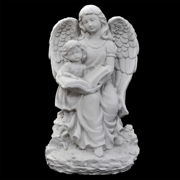 Engel mit Mädchen