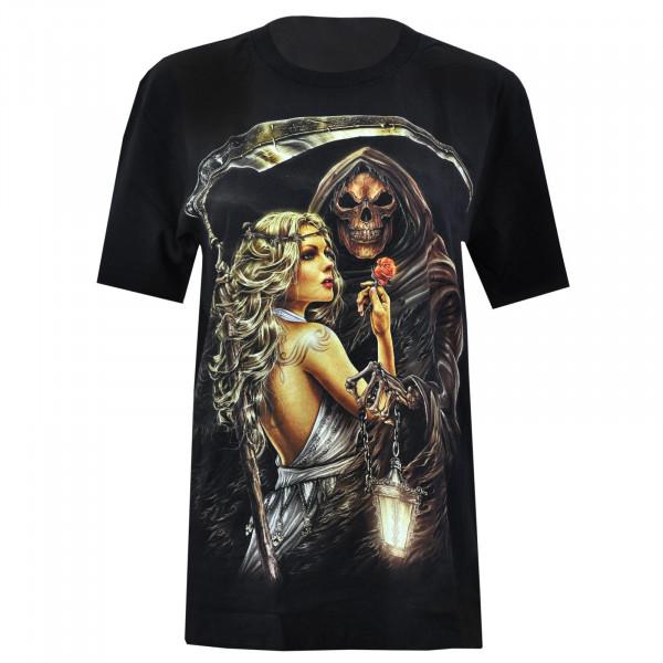 T-shirt Glow in the dark - Motif 4083 - Rock Chang