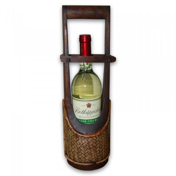 Weinflaschenhalter stehend