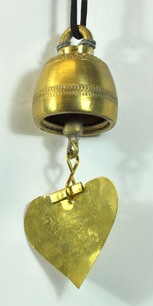 Asian temple bell