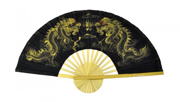 Wall decoration Asian pattern fan