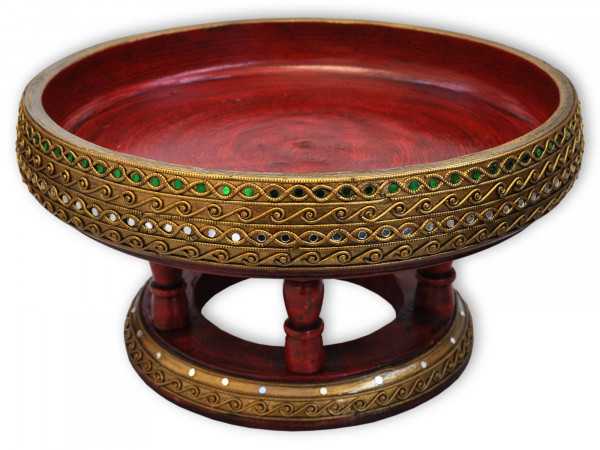 Asian decorative cup