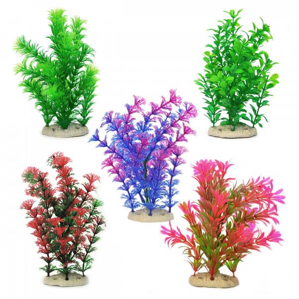Plantes artificielles pour aquarium Algues