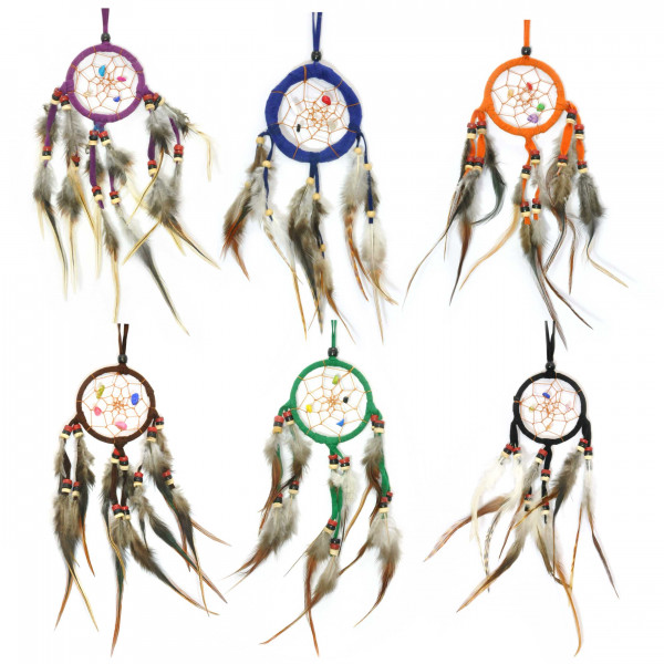 Dreamcatcher lucky charms shipped from Germany