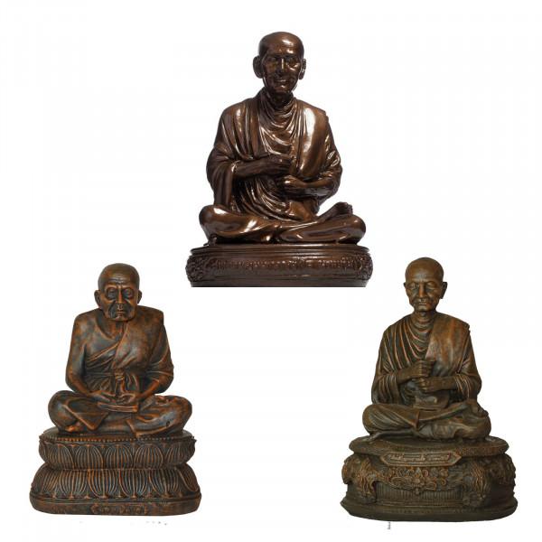 Statuette de moine