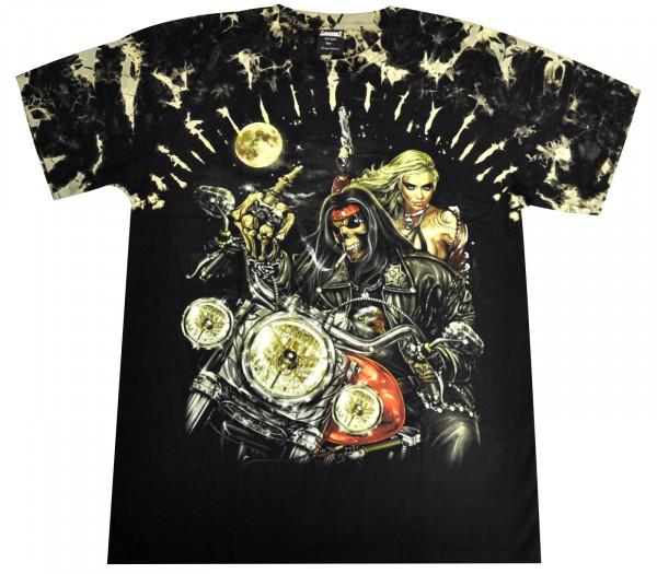 T-Shirt Rock Chang - Glow in the dark - Motif 4025