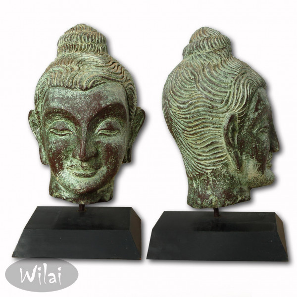 Buddha bust - absolutely unique piece
