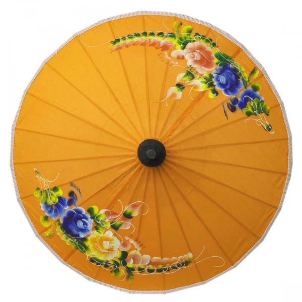Asiaschirm, Durchmesser 50 cm orange