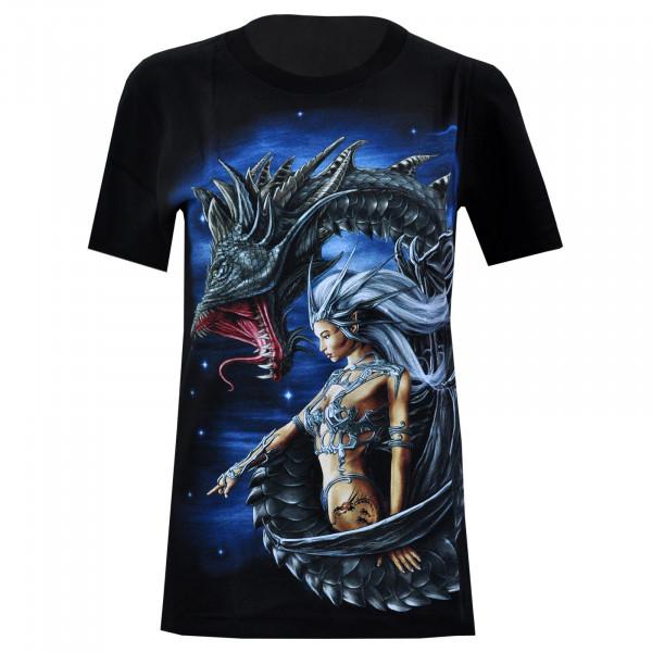 T-Shirt Rock Eagle - Motif 4081