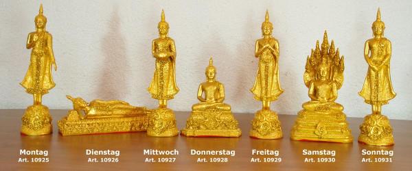 Wochentagsbuddha