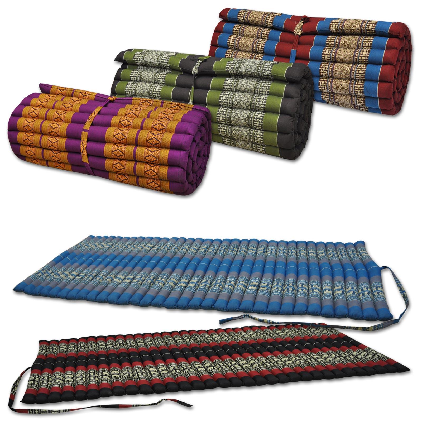 Rolling mattress
