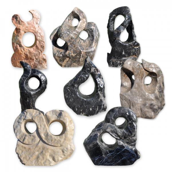 Naturstein Findlinge