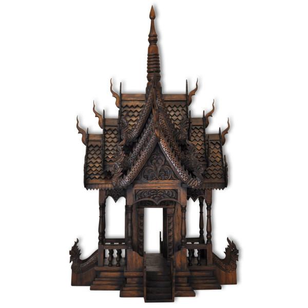 Geisterhaus Mae Hong Son