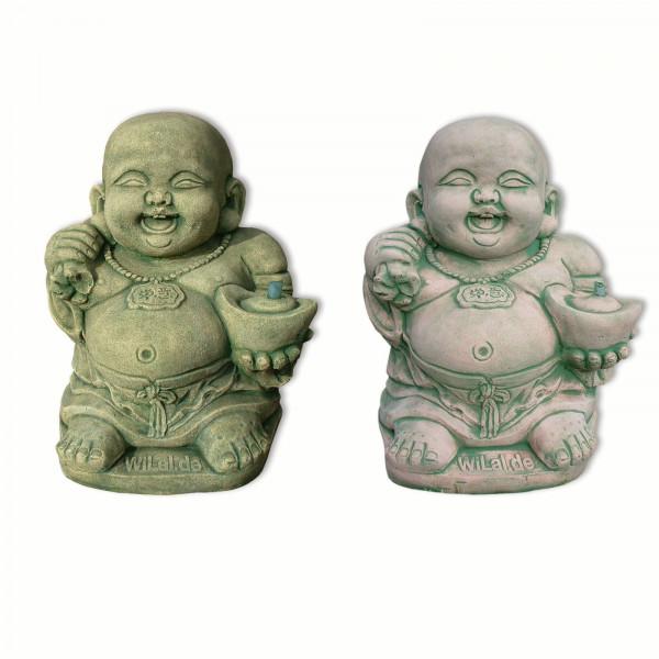 Springbrunnen kleiner Buddha