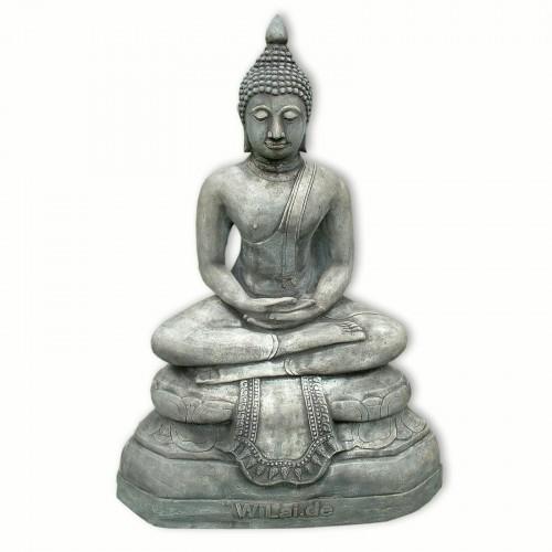 buddha figuren statue figur thailand buddha statue deko. Black Bedroom Furniture Sets. Home Design Ideas