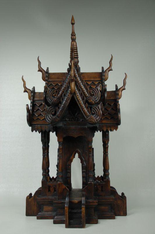 geisterhaus thailand schrein altar buddha tempel feng shui. Black Bedroom Furniture Sets. Home Design Ideas
