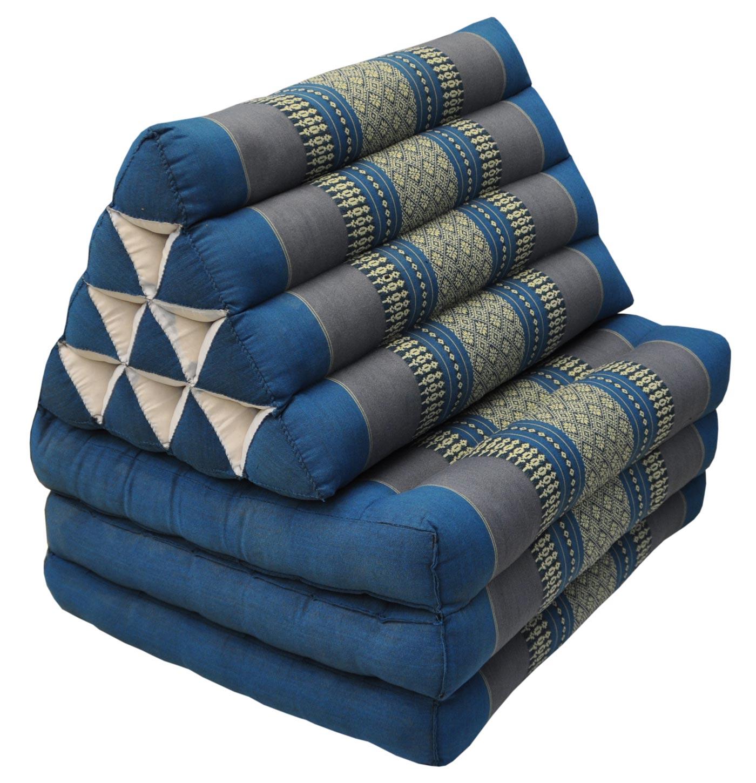 coussins tha landais matelas tapis canap m ditation traversin 819 ebay. Black Bedroom Furniture Sets. Home Design Ideas